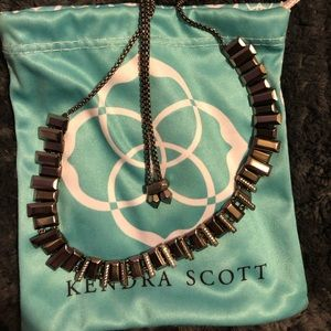 KENDRA SCOTT ADJUSTABLE CHOKER